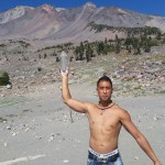 When I first Arrived to Mt. Shasta